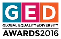 GED Awards 2016 | Global Equality & Diversity